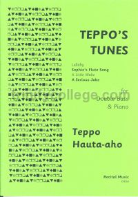 Teppo's Tunes for double bass & piano