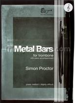Metal Bars for trombone & piano (treble clef)