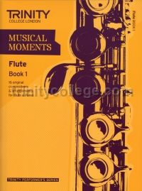 Musical Moments Flute Book 1 - Score & Part