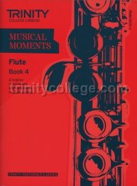 Musical Moments Flute Book 4 - Score & Part