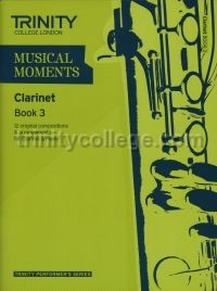 Musical Moments Clarinet Book 3 - Score & Part
