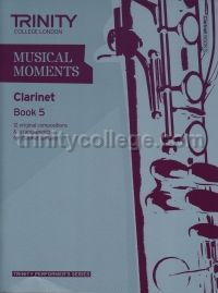 Musical Moments Clarinet Book 5 - Score & Part