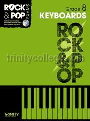 Rock & Pop Exams: Keyboards - Grade 8