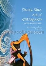 Puirt Ura Air A'Chlarsaich - New Tunes for Harp Beginners (Puirt Ura)