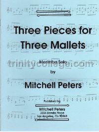 Three Pieces for Three Mallets