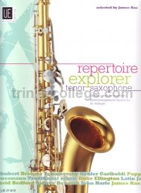 Repertoire Explorer (Tenor Saxophone & Piano)