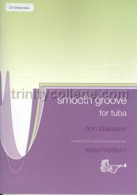 Smooth Groove for Tuba (bass clef edition) (+ CD)