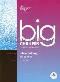 Big Chillers for Tenor Saxophone