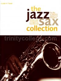 The Jazz Sax Collection (Alto/Baritone Saxophone)