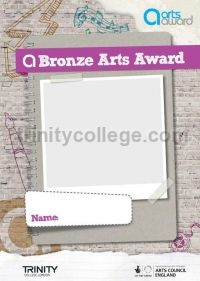 Arts Award Bronze Arts Log A4 - Individual