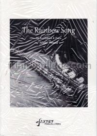 The Rainbow Song for Saxophone & Piano