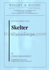 Skelter for tenor horn & piano