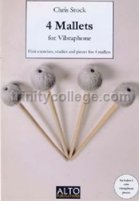 4 Mallets for Vibraphone