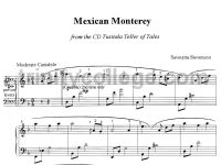 Mexican Monterey for harp