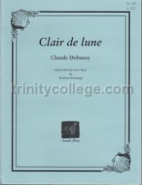Clair de Lune for harp