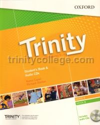 Trinity GESE Grades 5-6 (Student's Pack + Audio CD)