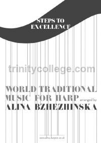 Steps To Excellence Solo Harp