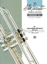 Trumpet Method Book 3: Melodic Studies