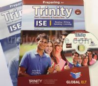 Preparing For Trinity ISE I (B1) - Student's Book & CD