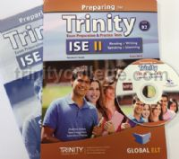 Preparing For Trinity ISE II (B2) - Student's Book & CD