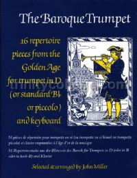 The Baroque Trumpet (Trumpet & Piano)