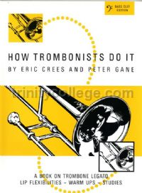How Trombonists Do It - Bass Clef