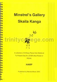 Minstrel's Gallery for harp