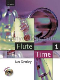 Flute Time Book 1 (Book & CD)