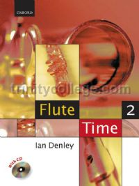 Flute Time Book 2 (Book & CD)