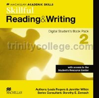 Skillful Level 2 Reading & Writing Digital Student's Book Pack (B1)