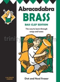 Abracadabra Brass: Bass Clef Edition