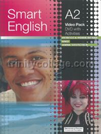 Smart English A2 Video Pack - DVD with Activities (Units 1-12)