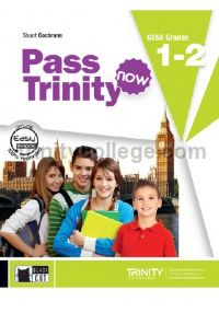 Pass Trinity Now GESE Grades 1-2 (Students Book + CD)
