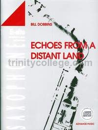Echoes From a Distant Land - alto saxophone & piano (+ CD)
