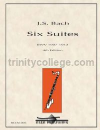 Six Suites for bass clarinet