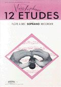 12 Etudes for Soprano Recorder