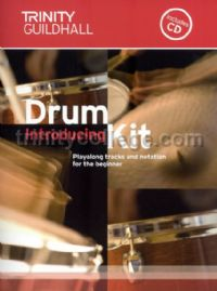 Introducing Drum Kit (Book & CD)