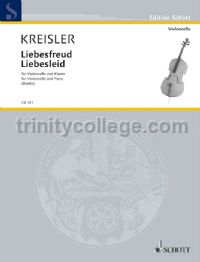 Liebesfreud/Liebeslied (arranged for cello & piano)