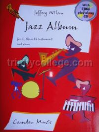 Jazz Album for Any Solo Instrument & Piano (+ CD)