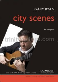 City Scenes for guitar