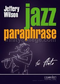 Jazz Paraphrase for Flute
