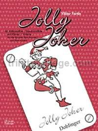 Jolly Joker for recorder & piano