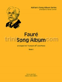 Faure Song Album I - trumpet & piano