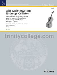 Melodies by Old Masters for Young Cellists, Vol. 2