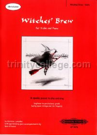 Witches' Brew for violin & piano (+ CD)