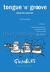 Tongue 'n' Groove - Solos for Clarinet
