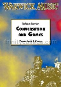 Conversation and Games for Horn & Piano