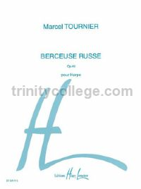 Berceuse Russe op. 40 for harp
