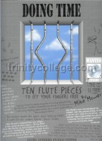 Doing Time for Flute (Book & CD)