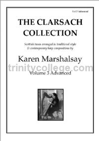 The Clarsach Collection, Vol. 3: Advanced - harp
